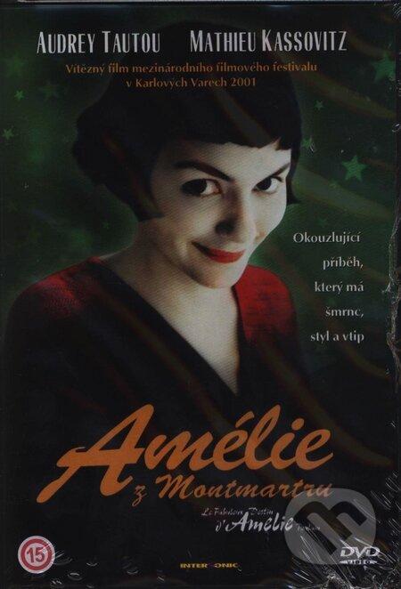 Amélia z Montmartru DVD