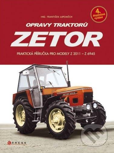 Opravy traktorů Zetor - František Lupoměch