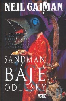Sandman: Báje & odlesky 2 - Neil Gaiman