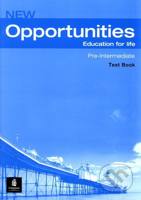 New Opportunities - Pre-Intermediate - Test Book (+ Audio CD Pack) - Michael Harris