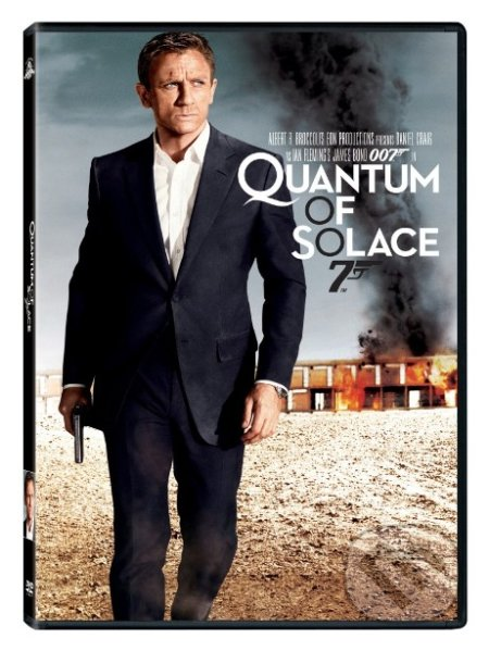 James Bond: Quantum of Solace (1 DVD) DVD