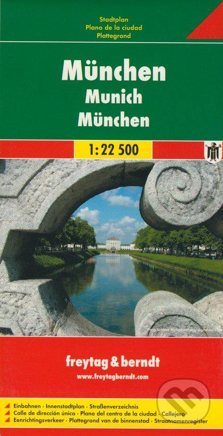 München 1:22 500 -