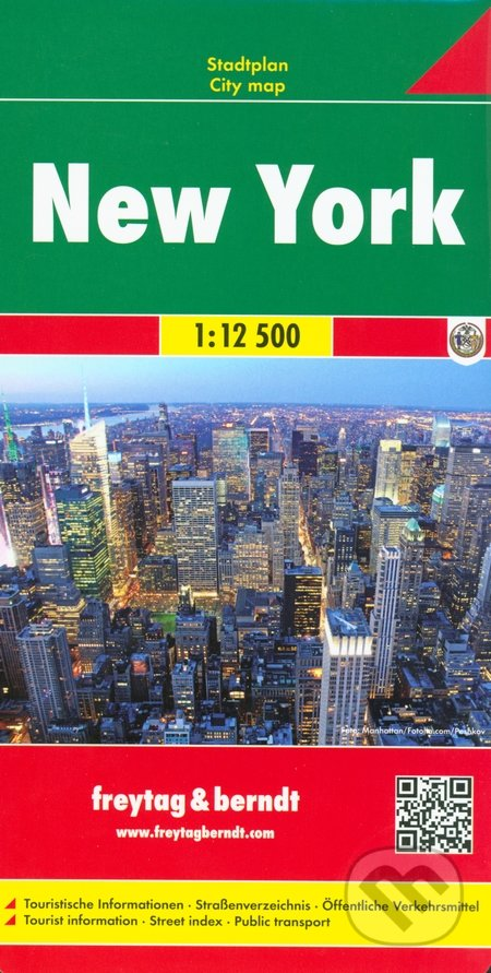 freytag&berndt New York 1:12 500 -