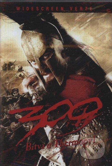 300 : Bitva u Thermopyl 1DVD DVD