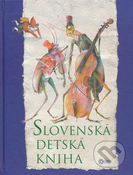 Slovenská detská kniha - Kolektív autorov