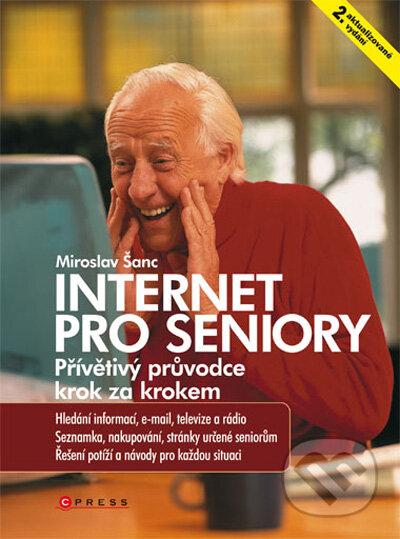 Internet pro seniory - Miroslav Šanc