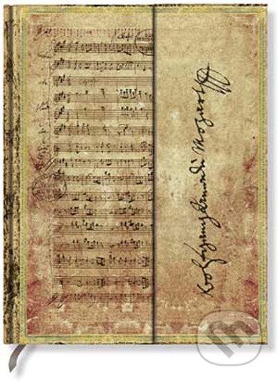 Paperblanks - Mozart, The Hunt - MINI - linajkový -
