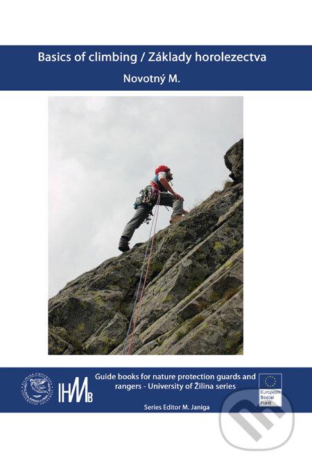 Basics of climbing / Základy horolezectva - Milan Novotný