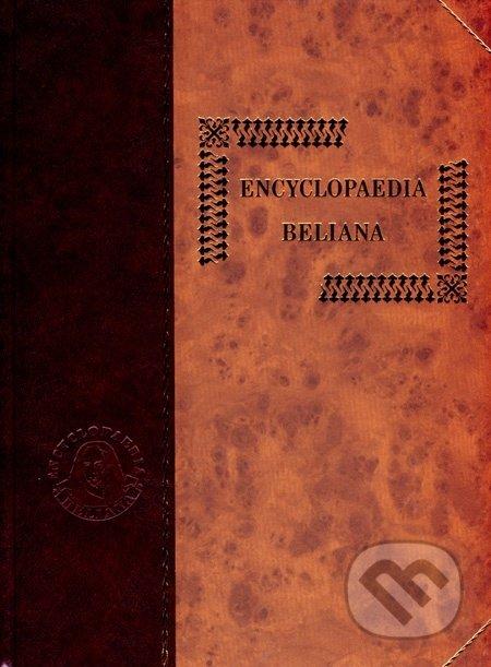 Encyclopaedia Beliana 6. zväzok -