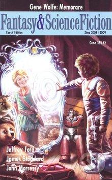 Fantasy & ScienceFiction - zima 2008/2009 - Gene Wolfe a kol.