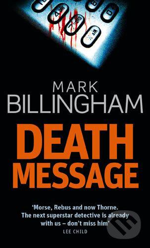 Death Message - Mark Billingham