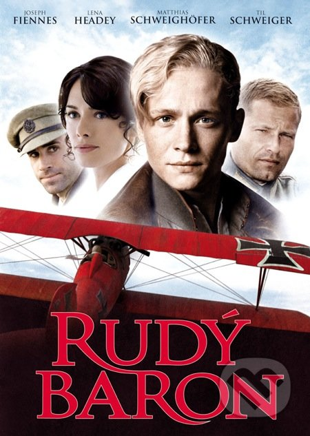 Červený barón DVD