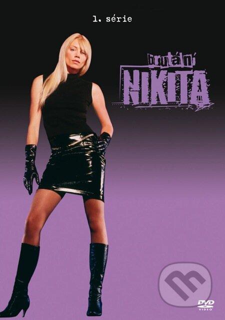 Brutálna Nikita: 1. Séria DVD
