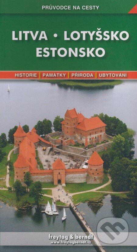 Litva, Lotyšsko, Estonsko - Jan Dražan, Adéla Poláková