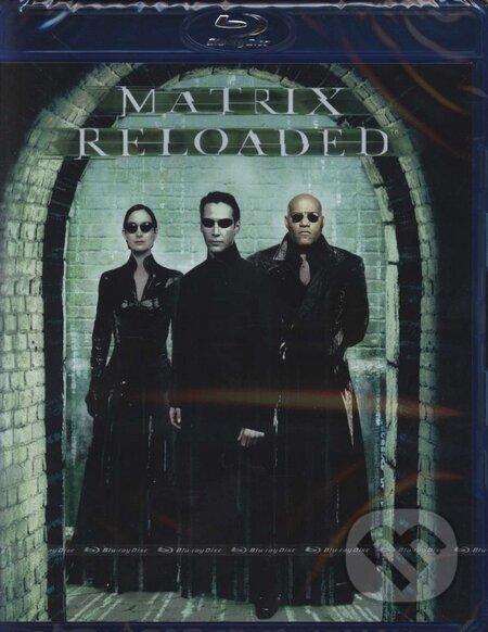 Matrix Reloaded BLU-RAY
