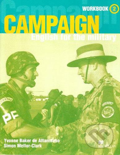 Campaign 2 - Workbook + CD - Simon Mellor-Clark, Yvonne Baker de Altamirano