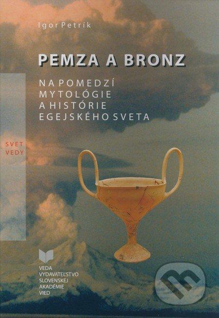 Pemza a bronz - Igor Petrík
