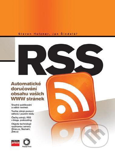 RSS - Steven Holzner, Jan Šindelář