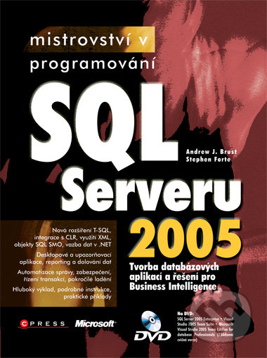 Mistrovství v programování SQL Serveru 2005 - Andrew J. Brust, Stephen Forte