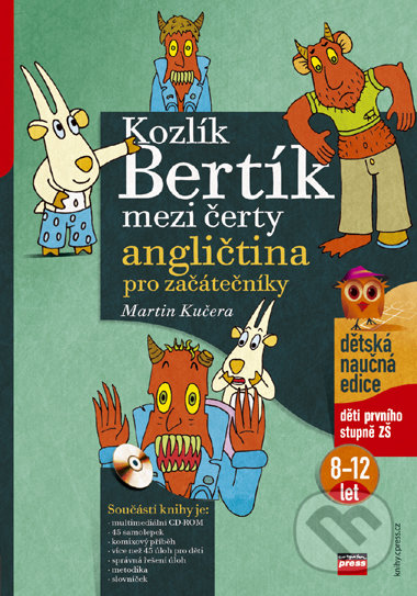 Kozlík Bertík mezi čerty - Martin Kučera