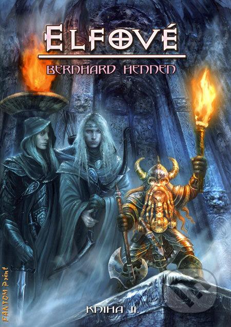 Elfové - Kniha 2 - Bernhard Hennen