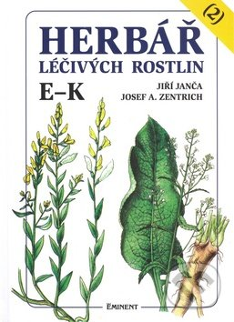 Herbář léčivých rostlin (2) - Jiří Janča, Josef A. Zentrich