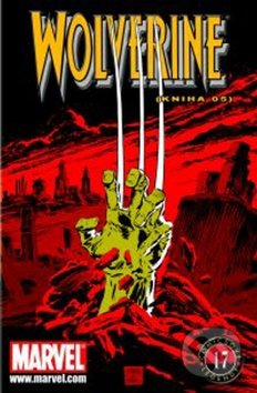 Netopejr Wolverine (Kniha 5) -