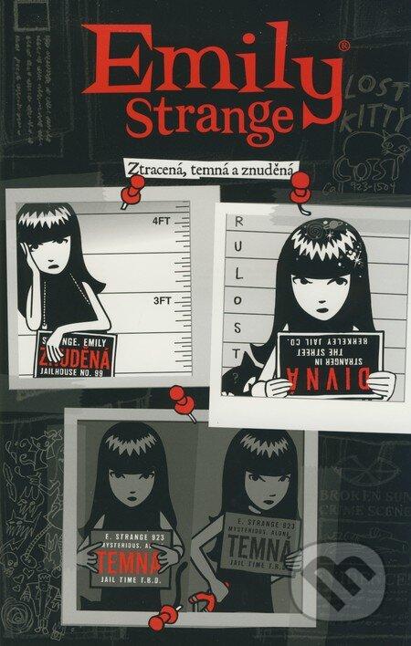 Emily Strange: Ztracená, temná a znuděná - Brian Brooks, Jessica Gruner, Rob Reger, Kitty Remington