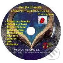 Láskanie (e-book v .doc a .html verzii) - Renáta Eliašová