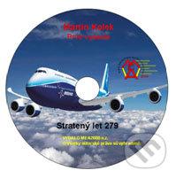 Stratený let 279 (e-book v .doc a .html verzii) - Martin Kolek