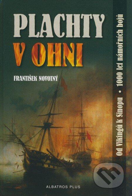 Plachty v ohni - František Novotný