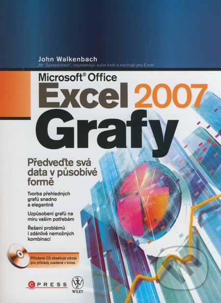 Microsoft Office Excel 2007 - Grafy - John Walkenbach