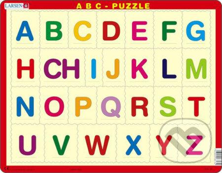 ABC puzzle -