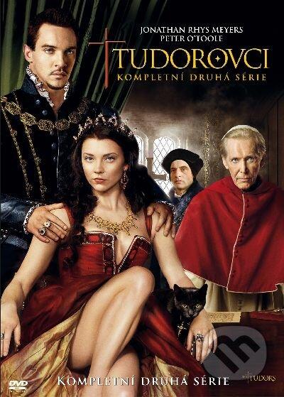 Tudorovci - 2. séria DVD