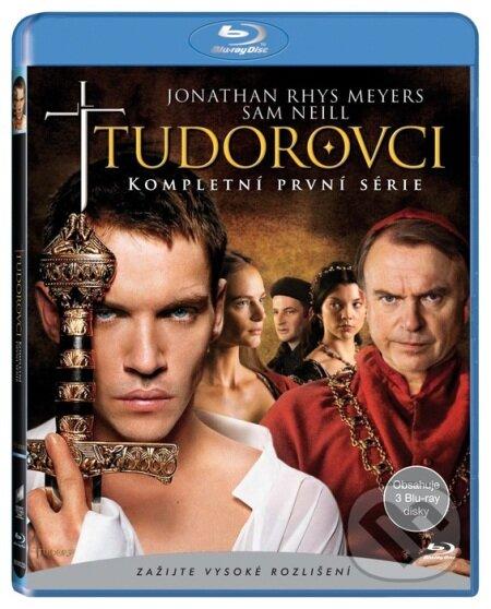 Tudorovci (3 Blu-ray disc) BLU-RAY