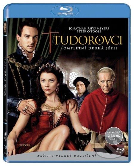 Tudorovci II (3 Blu-ray disc) BLU-RAY