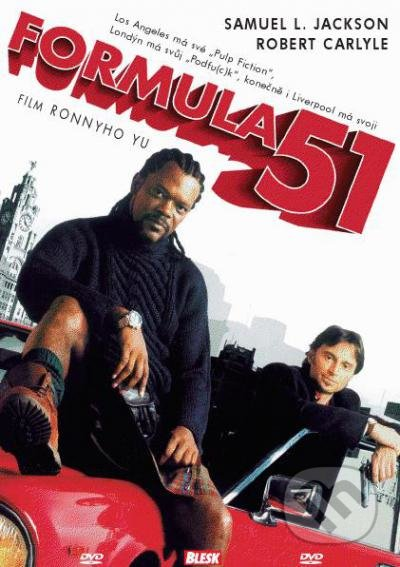Formula 51 DVD