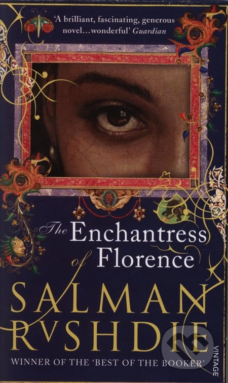 The Enchantress of Florence - Salman Rvshdie
