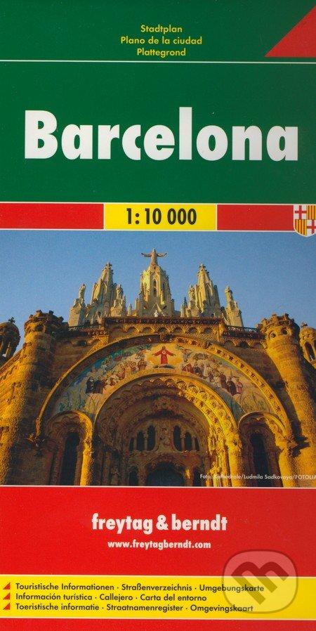 Barcelona 1:10 000 -