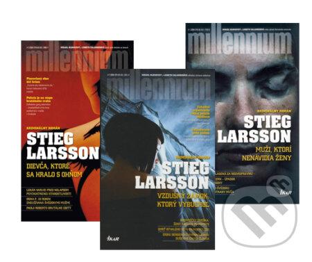Edícia Millennium (kolekcia) - Stieg Larsson
