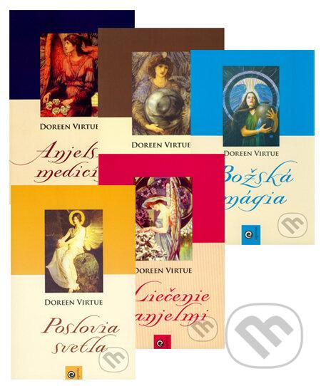 Knihy Doreen Virtue (kolekcia) - Doreen Virtue