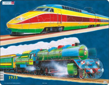Vlaky -