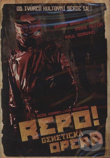 Repo DVD