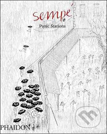 Panic Stations - Jean-Jacques Sempé