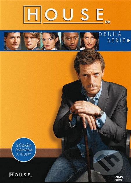 Dr. House 2. séria DVD