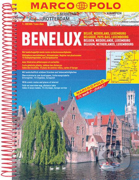 Benelux 1:200 000 -