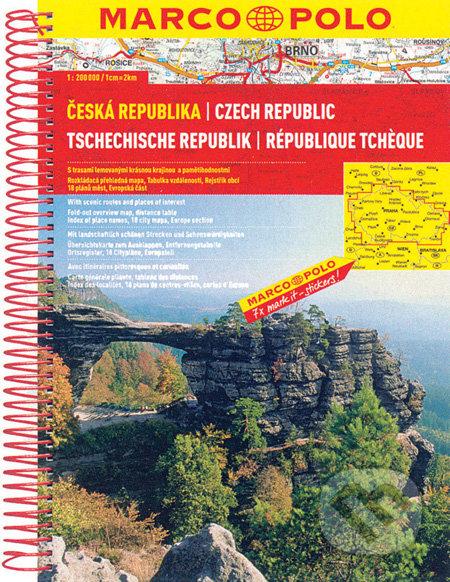 Česká republika 1:200 000 -