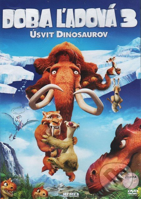 Doba ľadová 3: Úsvit dinosaurov DVD