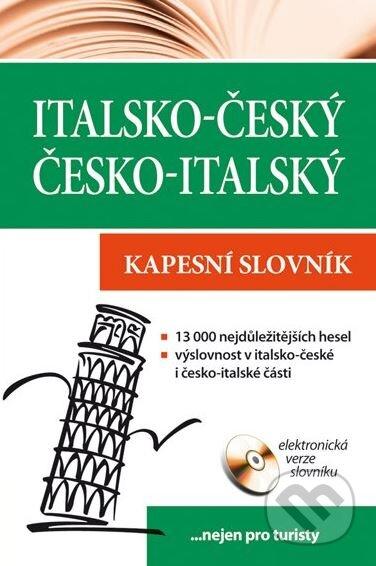 Italsko-český a česko-italský kapesní slovník -