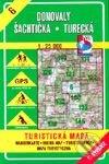 Donovaly, Šachtička - Turecká - turistická mapa č. 6 - Kolektív autorov